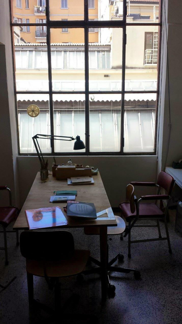 il tavolo di Guido Scarabottolo