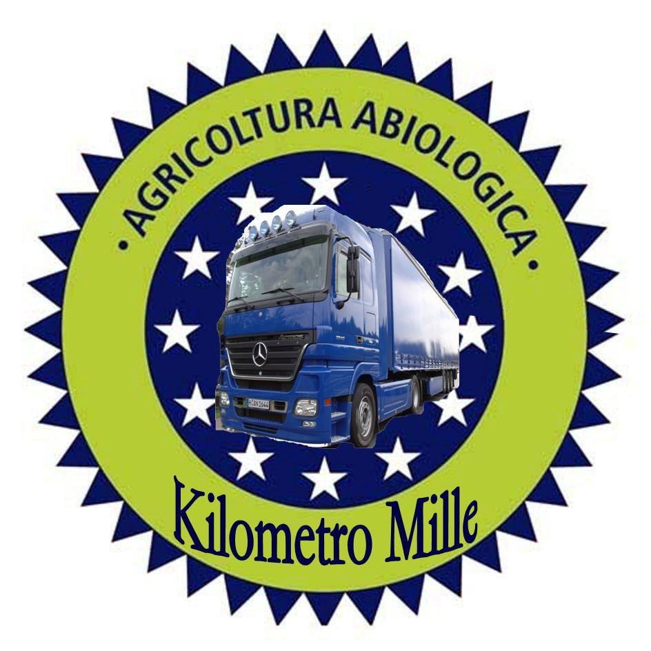 Kilometro Mille (logo by Simone Ticciati)