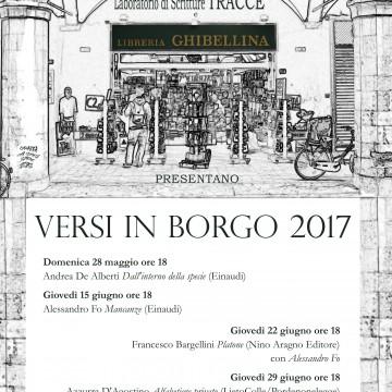 Versi in Borgo 2017
