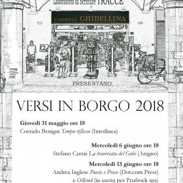 Versi in Borgo 2018