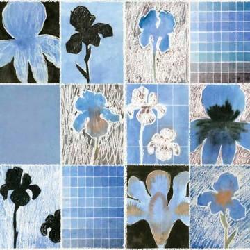 I fiori blu, di Francesca Zoboli